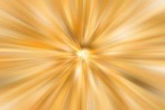 Abstrakt plamy stylu spinowy promieniowy kolor żółty i bielu kolor tonujemy z powrotem royalty ilustracja