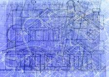 abstrakt plan Arkivfoto