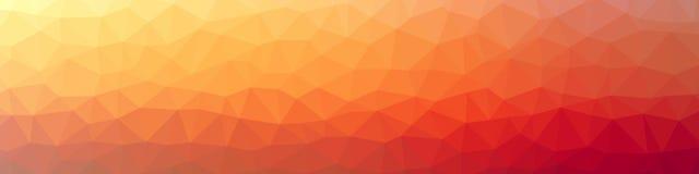 Abstrakt polygonal bakgrund Arkivbild