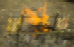 Abstrakt polygonal bakgrund Denna är mappen av formatet EPS10 Royaltyfria Bilder