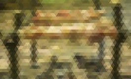 Abstrakt polygonal bakgrund Denna är mappen av formatet EPS10 Fotografering för Bildbyråer