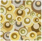 Abstrakt prickig retro design för tappning eps10 Royaltyfri Fotografi
