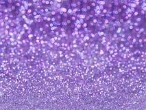 Abstrakt purpurfärgad bokeh royaltyfria foton