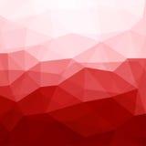 Abstrakt röd bakgrund Arkivbild