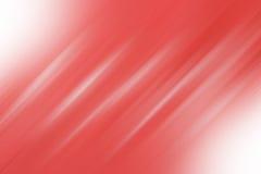 Abstrakt röd bandtapet Royaltyfria Bilder