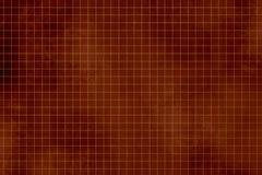 Mörker - röd bakgrund - kontrollerad grungedesign - mönstra Stock Illustrationer