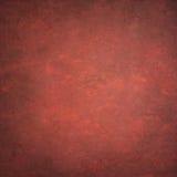 Abstrakt röd hand-målad tappningbakgrund royaltyfria foton
