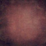 Abstrakt röd hand-målad tappningbakgrund Royaltyfri Foto