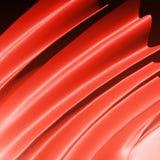 Abstrakt röd skinande bakgrund vektor illustrationer