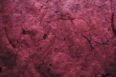 Abstrakt röd textur och bakgrund för formgivare härlig paper fototappning för bakgrund Royaltyfri Fotografi