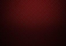 Abstrakt röd texturerad materiell design för kol fiber Arkivfoton