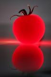 abstrakt röd tomat Fotografering för Bildbyråer