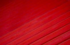 abstrakt röd trappa Royaltyfri Foto