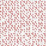 Abstrakt röd vit grå bakgrund för garnering för färgtriangelmodell eps10 blommar yellow f?r wallpaper f?r vektor f?r klippning f? royaltyfri illustrationer