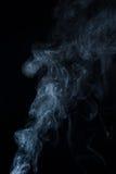 Abstrakt rök Arkivfoto