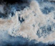abstrakt rök Royaltyfri Bild