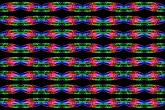 Abstrakt rök Art Pattern Arkivfoton
