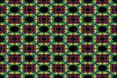 Abstrakt rök Art Pattern Arkivbild