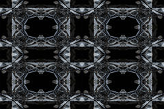 Abstrakt rök Art Pattern Royaltyfri Foto