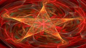 Abstrakt rörelsebakgrund, energivågor och blixt, i stånd sömlös ögla stock illustrationer