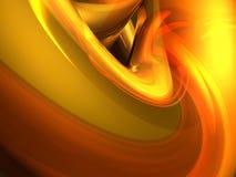 abstrakt radialform Arkivfoton