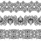abstrakt ram vektor illustrationer