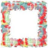 abstrakt ram Arkivbilder