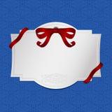 Abstrakt rama dla projekt karty Fotografia Royalty Free