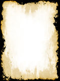 abstrakt ramgrunge Royaltyfri Bild