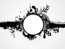 abstrakt ramgrungetext Fotografering för Bildbyråer