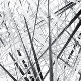 Abstrakt randig textur med diagonalt kläcka royaltyfri illustrationer