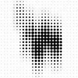 Abstrakt rastrerad soundwavedesignbeståndsdel Royaltyfria Foton