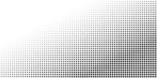 Abstrakt rastrerad textur med prickar vektor illustrationer