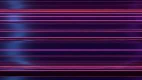 Abstrakt reflekterande skinande plast- tolkning för form 3d Arkivbilder