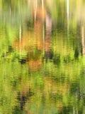 abstrakt reflexion Arkivbilder