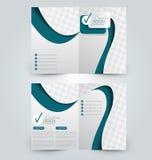 Abstrakt reklambladdesignbakgrund Denna är mappen av formatet EPS10 stock illustrationer