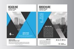 Abstrakt reklambladdesignbakgrund Denna är mappen av formatet EPS10 Royaltyfri Foto
