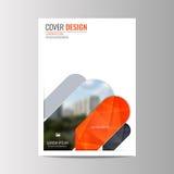 Abstrakt reklambladdesignbakgrund Denna är mappen av formatet EPS10 Fotografering för Bildbyråer
