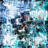 abstrakt rivna bakgrundsgrungeaffischer Fotografering för Bildbyråer