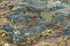 Abstrakt Rockowa tekstura 08 Obrazy Stock