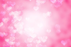 Abstrakt rosa bakgrund royaltyfri fotografi