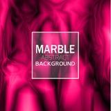 Abstrakt rosa färgmarmorbakgrund Arkivfoto