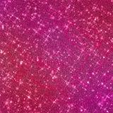 Abstrakt rosa julbakgrund Royaltyfri Bild