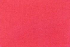 Abstrakt rosa textiltextur Arkivfoton