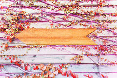 Abstrakt rosa wood livlig vägg Fotografering för Bildbyråer