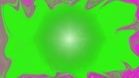 Abstrakt rozlewająca farba ilustracja wektor