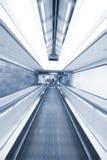 abstrakt rulltrappa Royaltyfri Bild