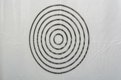 abstrakt rund modell Royaltyfri Fotografi