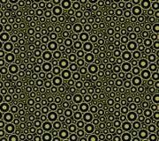 Abstrakt sömlös modell med celler. Royaltyfria Bilder