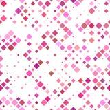 Abstrakt sömlös rundad fyrkantig modellbakgrund - grafisk design Royaltyfri Foto